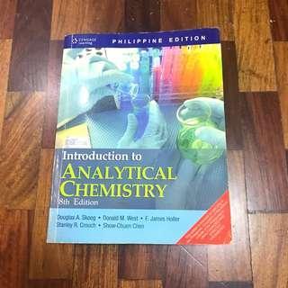 Analytical Chem