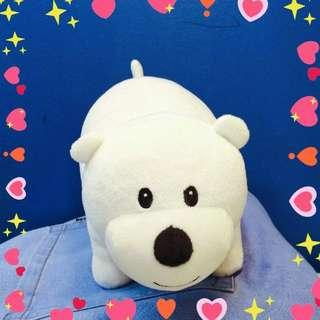 🍬 we bare bears ice bear cute plushie soft toy [BN]