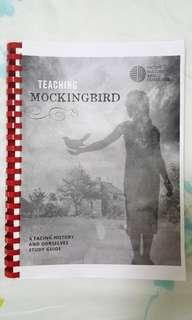 Teaching Mockingbird - A Facing History And Ourselves Guide || To Kill A Mockingbird