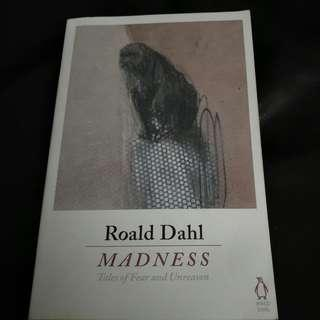 Pre - Loved Madness by Roald Dahl [Paperback]