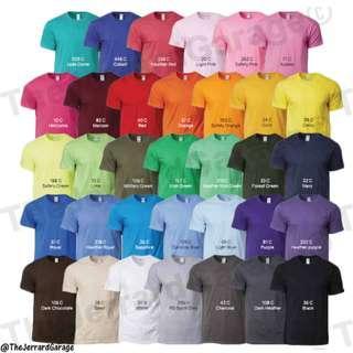 T-Shirt Printing Customization