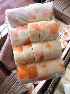 Kojic Glutamansi with baking soda