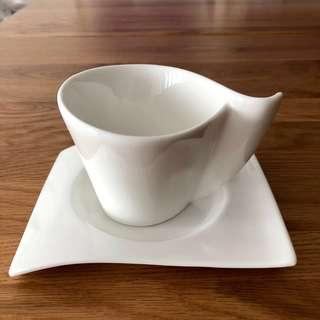 Stylish Cup & Saucer