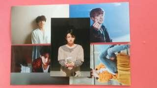 BTS EXHIBITION S2 & S3 JUNGKOOK, TAEHYUNG LIVE PHOTOS
