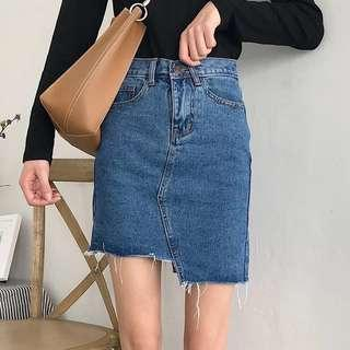 🆕 READY STOCK DENIM SKIRT