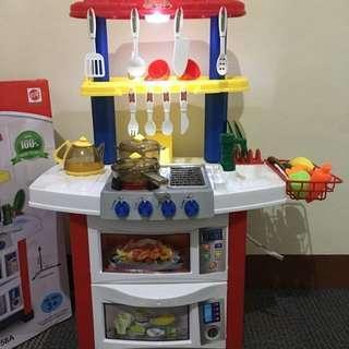 Little Chef Kitchen Playset