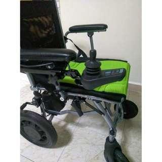 Motorised Wheelchair Most Suited for Indoors