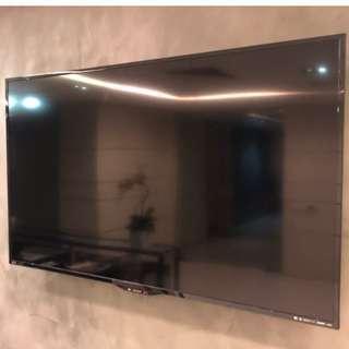 Sharp AndroidTV 50-inch (LC-50UA6500X) 2 unit (2k per unit)
