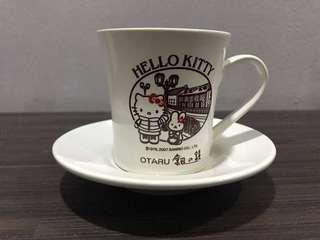 Hokkaido Hello Kitty Cup Set