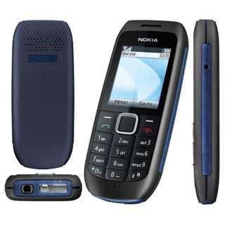 Nokia 1616 手機 灰藍色 全新有盒 $88 包郵