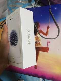 BRAND NEW iPhone 6 32 GB Globelocked
