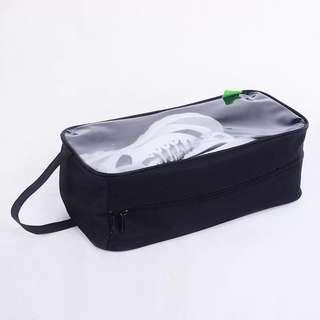 Instock Shoe Bag Nylon Travel Bag Zipper Gym For Sports Shoes Sneakers Flip Flop Storage Travel Organizer