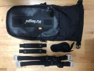 Kriega US5 Drypack Tail Bag 車尾袋