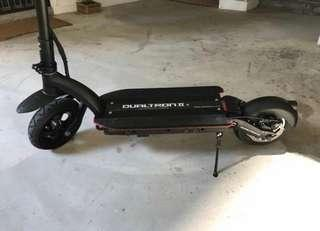 Dualtron II S electronic scooter