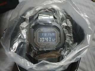 G-shock 35th Anniversary GMW-B5000 GD Full Metal Black