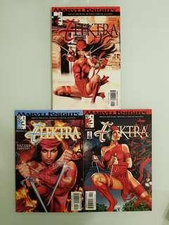 Marvel Knights Elektra