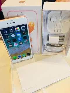 iPhone6s 64gb Rose gold FACTORY UNLOCKED