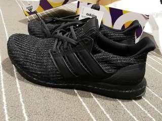 69d5debd93747 Adidas Ultra Boost Triple Black 4.0