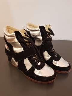 ecd0aafd70a Zalora Silver Boots