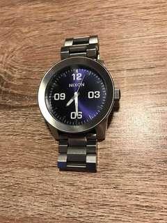 Nixon Stainless Steel Watch - 80%New