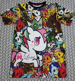 Brand New ~ Cute Tokidoki prints dress