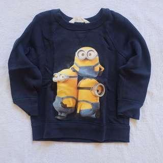 Minion sweater
