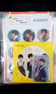 [wts] tfboys SEALED album 我们的时光 OUR TIME