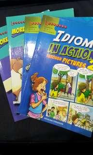 Idioms in Action Books
