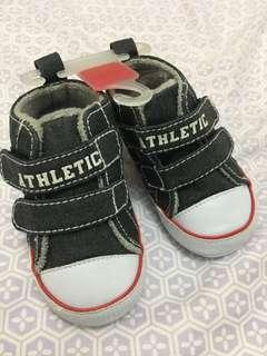 F&X Baby shoes - gray size 2
