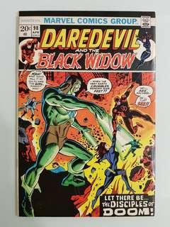 Daredevil (vol.1) #98