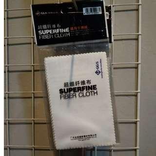 GGS Superfine Microfiber cloth Lap Pembersih Lensa dan Layar Kamera khusus