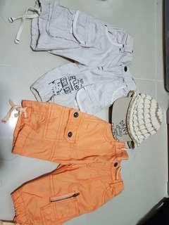 Bundle of Branded Boys Clothes.