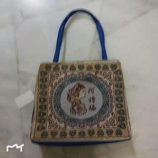 [USED] HANDMADE WOMEN'S BAG