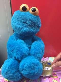 Cookies Monster 超大公仔