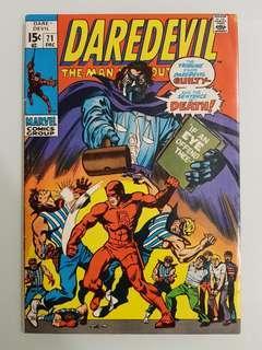 Daredevil (vol.1) #71