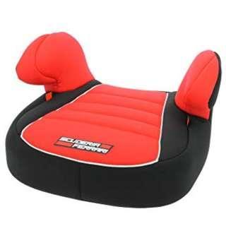 Ferrari Dream Rosso Car Seat