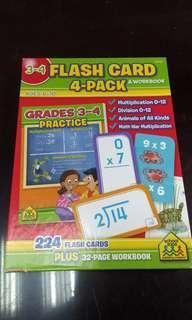 🚚 天生拍賣_Flash card