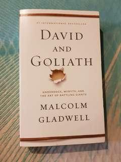 David & Goliath - Malcolm Gladwell