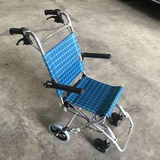 Wheelchair lightweight aluminum pedia
