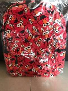 Sesame Street Elmo Design Backpack