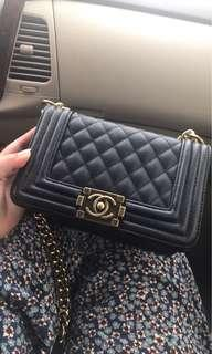 Chanel small leboy