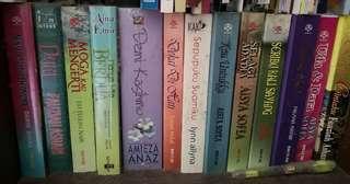 Novels Malay Fiction