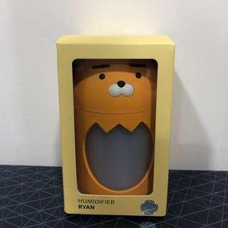 🇰🇷購於韓國 Kakao Friends🐻 Ryan 加濕器 香氛機