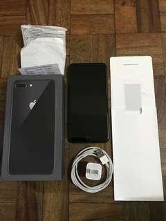 Sale or swap my iphone 8 plus 64gb Spacegray