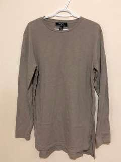 Forever 21 Long Sleeve Size Small Long Fit