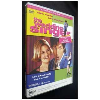The Wedding Singer Movie DVD (Region 2)