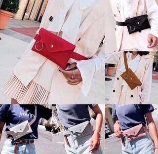 Fanny Pack - Square