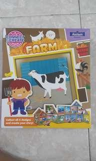 Connect and Create your Story - Farm