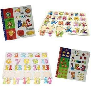 Toddlers and Kids Bundle Set Educational Set