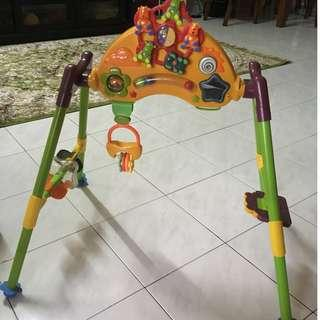 Baby Gym - Lights and music, Sensory Toys